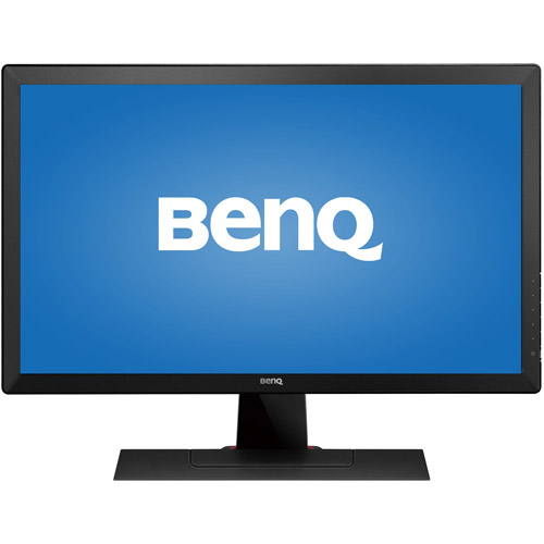 "BenQ America 24"" LED Widescreen Monitor (RL2455HM, Black)"