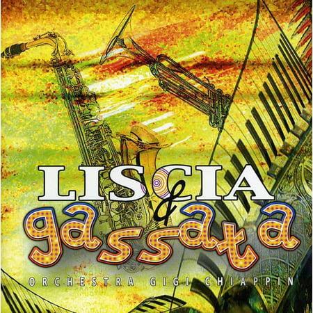 Gigi Chiappin - Liscia E Gassata [CD] ()