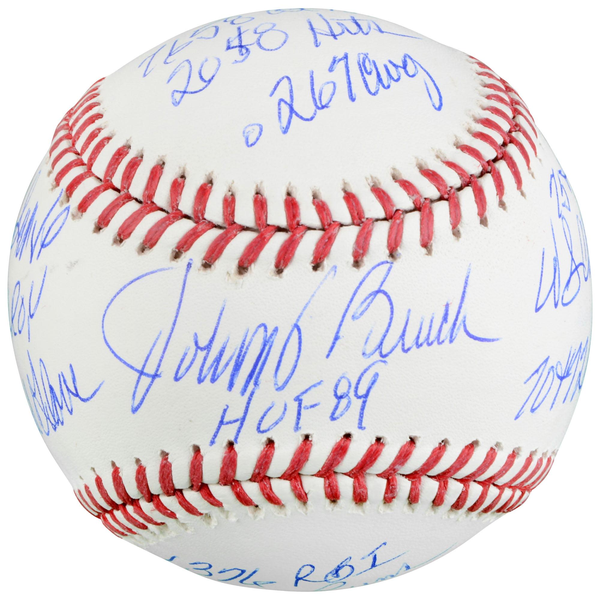 Autographed Baseballs Fanatics Authentic Certified Johnny Bench Cincinnati Reds Autographed Autographed Baseball