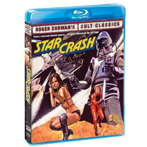 Star Crash (Blu-ray)            (Widescreen)