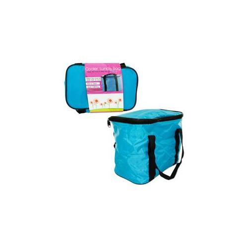 Bulk Buys Insulated Cooler Lunch Bag - Pack of 3