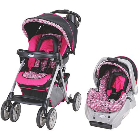 Graco alano baby travel system greer for Chaise haute graco contempo