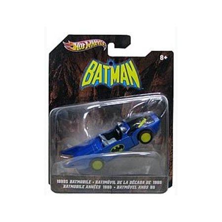 Hot Wheels Batman 1980S Batmobile 1:50 Scale Die Cast Vehicle - image 2 of 2