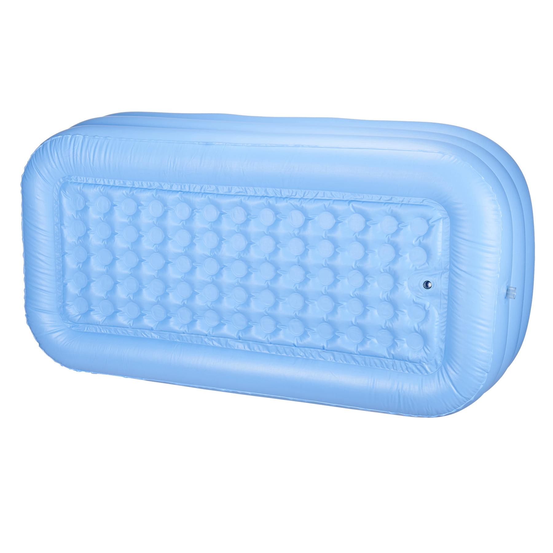 CO-Z PVC Inflatable Spa Bathtub Kit Adult Size - Walmart.com