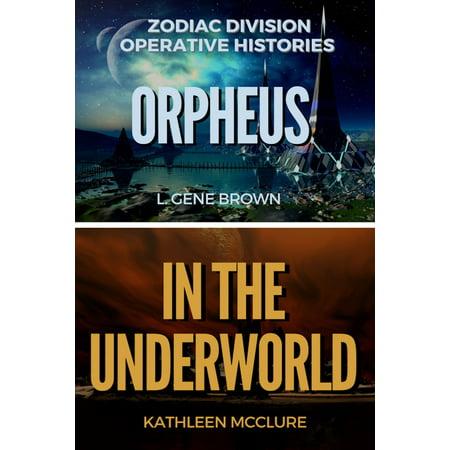Orpheus//In the Underworld - eBook
