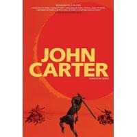 John Carter: Barsoom Series (7 Novels) a Princess of Mars; Gods of Mars; Warlord of Mars; Thuvia, Maid of Mars; Chessmen of Mars; M (Paperback)