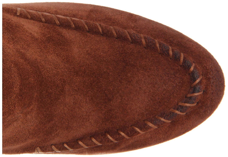 7 for All Mankind Women's Caddie Boot, Hazelnut, Size 8.5