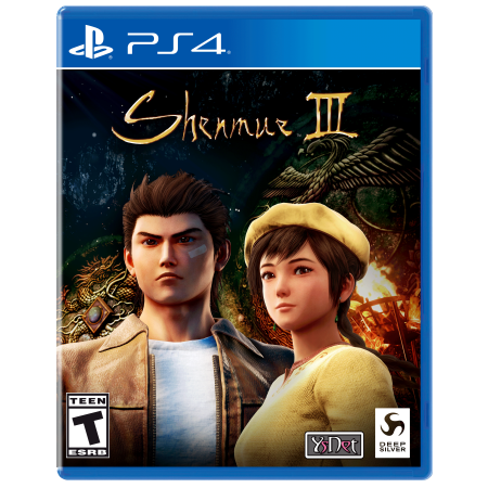 Shenmue 3, Square Enix, PlayStation 4, 816819016442