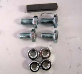 "Hardware Kit for 3.228"" Bolt Circle Hub"
