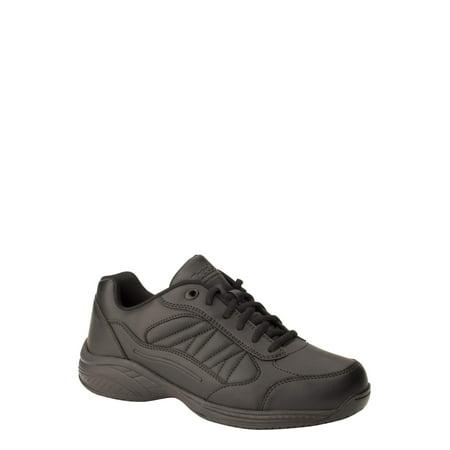 (Tredsafe Men's Mario Slip-Resistant Athletic Shoe, Wide Width)
