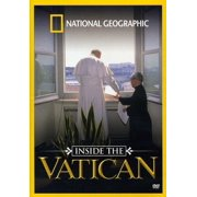 National Geographic Inside the Vatican [DVD] by NATIONAL GEOGRAPHIC VIDEO