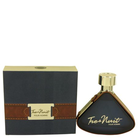 Armaf Tres Nuit by Armaf - Men - Eau De Toilette Spray 3.4 oz