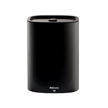 Filtrete by 3M Room Air Purifier, Medium Room Console, 160 SQ Ft Coverage, Black, HEPA-Type Allergen Filter (3m Type 2 Filter For Toners And Dust)