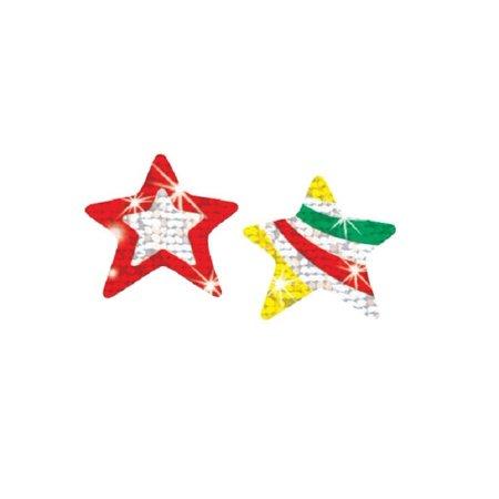 Trend Enterprises Sparkle Sticker School Days Fun Variety Pack Sticker Set - Set Of 648 - Trendy Day