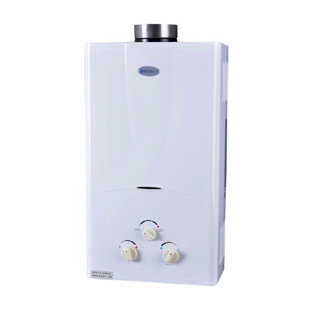 Marey 10L 3.1GPM Gas Tankless Water Heater Instant Hot