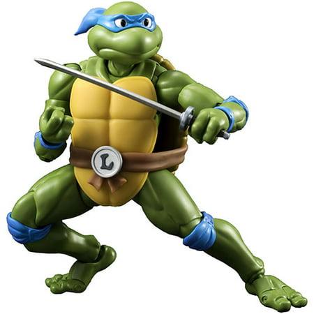 Teenage Mutant Ninja Turtles S.H. Figuarts Leonardo 6