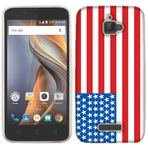 Mundaze American Flag Phone Case Cover for CoolPad Catalyst
