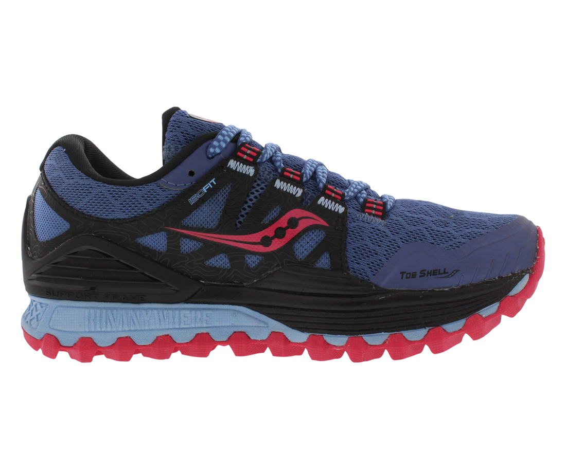 Saucony Xodus Iso Running Women's Shoes Size