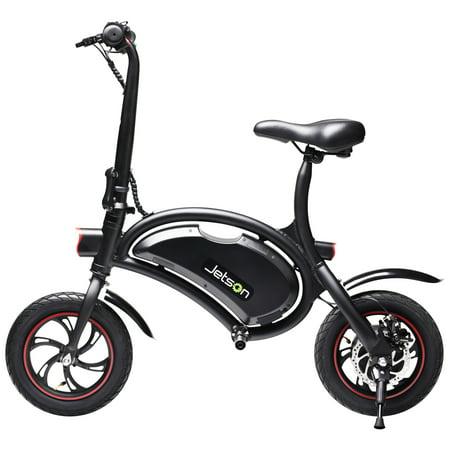 Jetson Bolt Electric Bike - Black