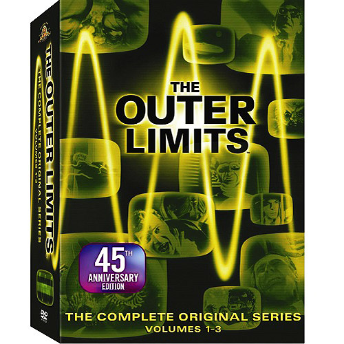 The Outer Limits - The Complete Original Series Volumes 1-3