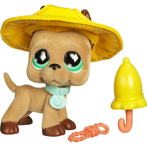 Hasbro Littlest Pet Shop Lps Great Dane With Accessories
