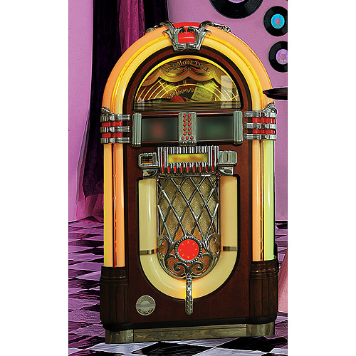 Jukebox Cardboard Stand-Up