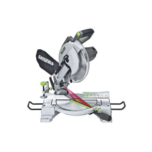 "Genesis 10"" Compound Miter Saw with Laser by RICHPOWER INDUSTRIES INC."