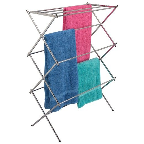 Household Essentials X Frame Dryer in Chrome