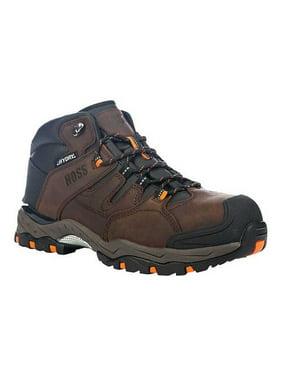 Men's Hoss Boots Tracker Mid Cut Composite Toe Hiking Boot