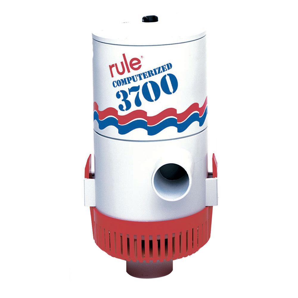 RULE 3700 AUTOMATIC BILGE PUMP 12V