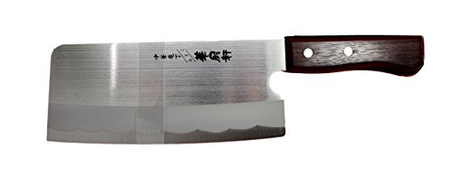 Atlantic Collectibles Chinese Chopping Cleaver Butcher Multipurpose Knife Made in Japan by Atlantic Collectibles