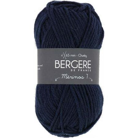 - Bergere De France Merinos 7 Yarn-Moussaillon