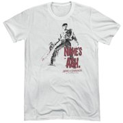 MGM Army Of Darkness Name's Ash Mens Tri-Blend Short Sleeve Shirt