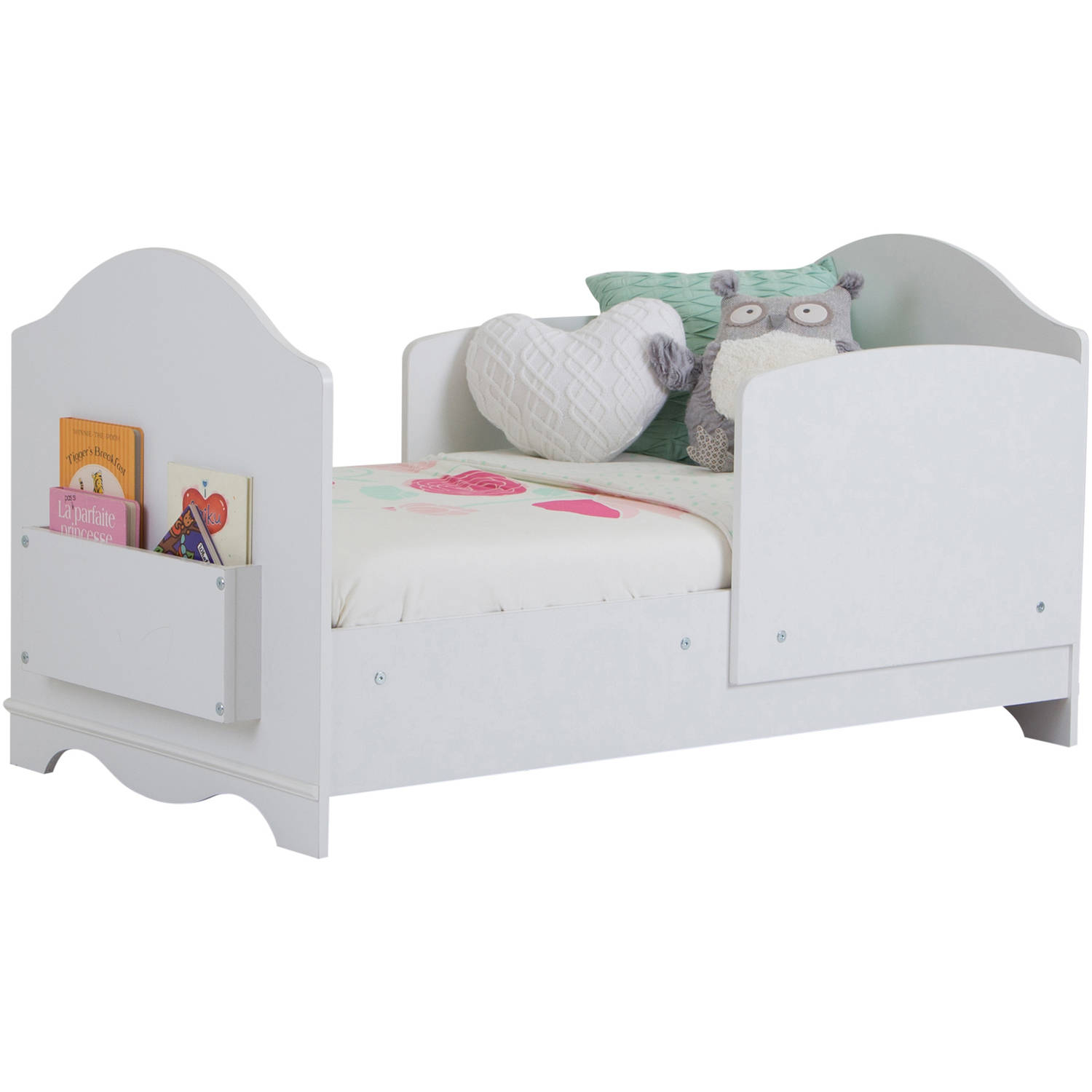 south shore savannah toddler bed to day bed, multiple finishes