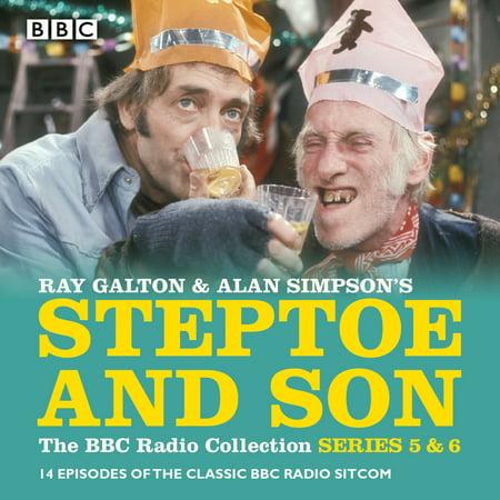 Steptoe & Son: Series 5 & 6 : 15 episodes of the classic BBC radio