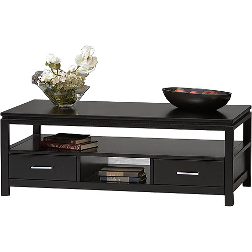 Lovely Sutton Black Coffee Table
