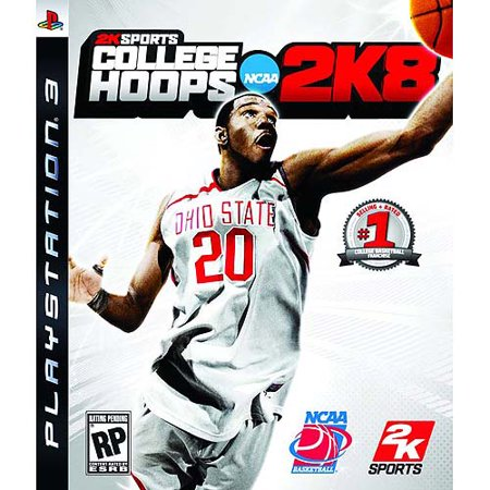 College Hoops 2K8 - Playstation 3 (College Video Game)