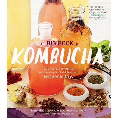 Big Book of Kombucha - Hardcover