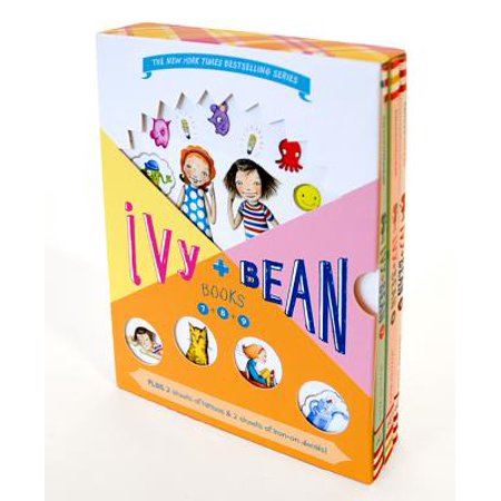 Ivy & Bean Boxed Set : Books 7-9](Poison Ivy Comic Book Character)