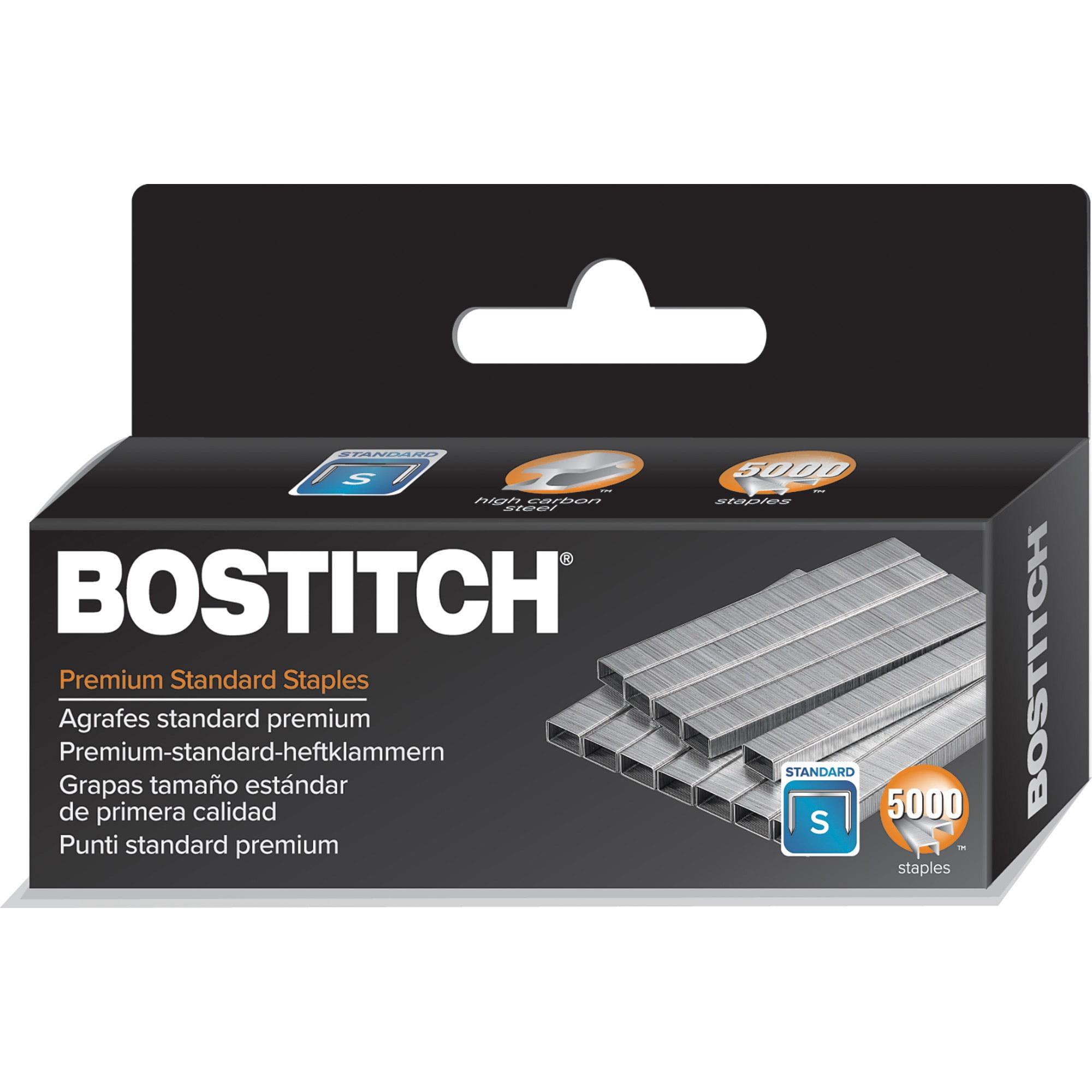 PaperPro Full Strip Standard Office Staples, 5000/Box
