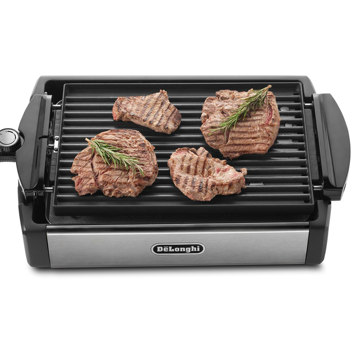 De'Longhi Indoor 2-in-1 Reversible Grill and Griddle by DELONGHI