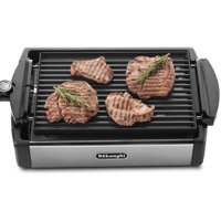 De'Longhi Indoor 2-in-1 Reversible Grill and Griddle