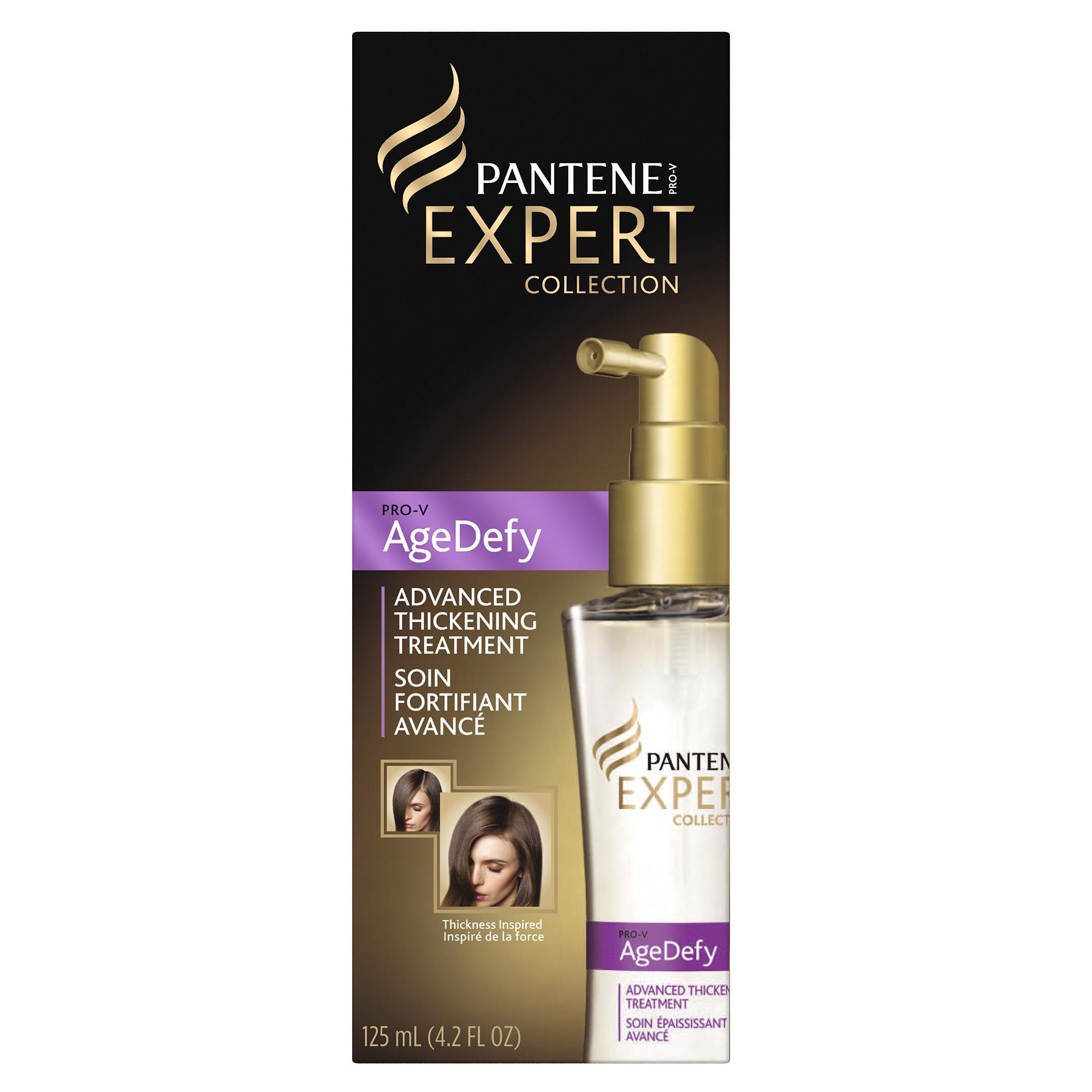 Pantene Pro-V Expert Collection AgeDefy Advanced Hair Thickening Treatment 4.2 Fl Oz