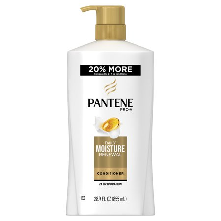 Pantene Pro-V Daily Moisture Renewal Conditioner, 28.9 fl oz (Perfumed Daily Conditioner)