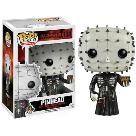 FUNKO POP! MOVIES: HELLRAISER - PINHEAD - Hellraiser Pinhead Mask