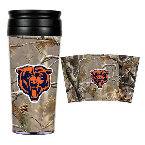 Great American NFL Open Field Travel Tumbler