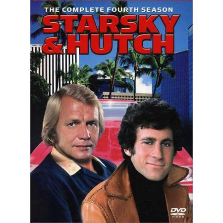 Starsky And Hutch: The Complete Fourth Season (Full