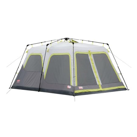 Coleman 10 Person Instant Waterproof Tent 2 Room Family