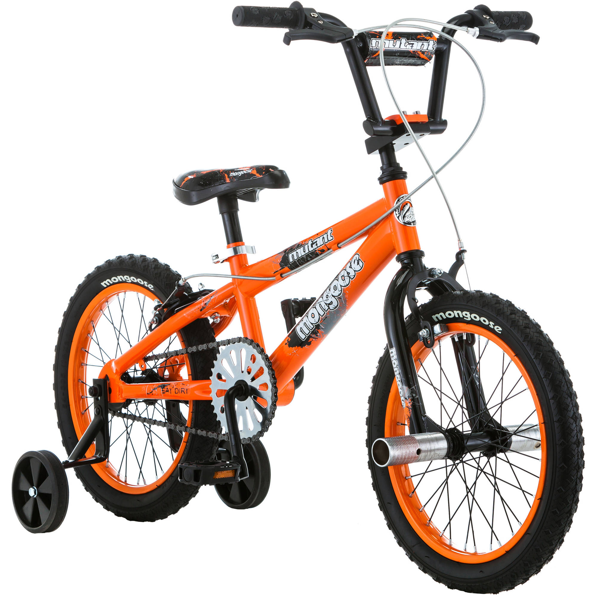 "16"" Mongoose Mutant Boys' Bike by Pacific Cycle"