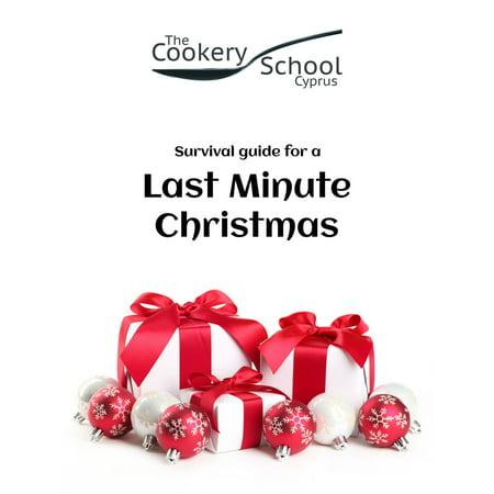 Last Minute Christmas - eBook ()